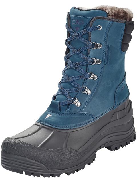 CMP Campagnolo M's Kinos WP Snow Boots Black Blue-Nero